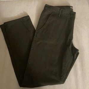 Old Navy Flat front pants